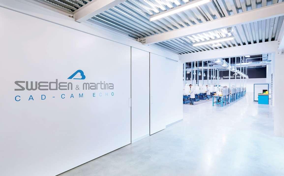 Sweden & Martina allo Studio Arena